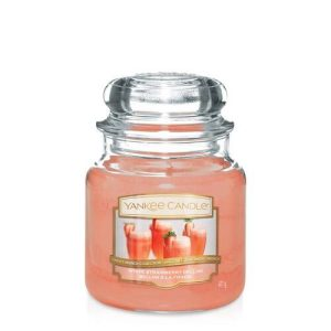White Strawberry Bellini - Yankee Candle - Medium Jar, 411g