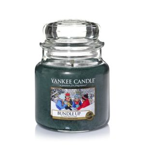 Bundle Up - Yankee Candle - Medium Jar, 411g