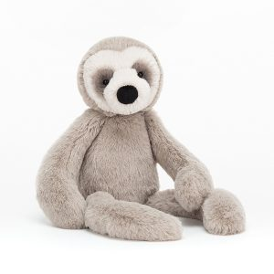 Jellycat Bailey Sloth – Small, 33 cm