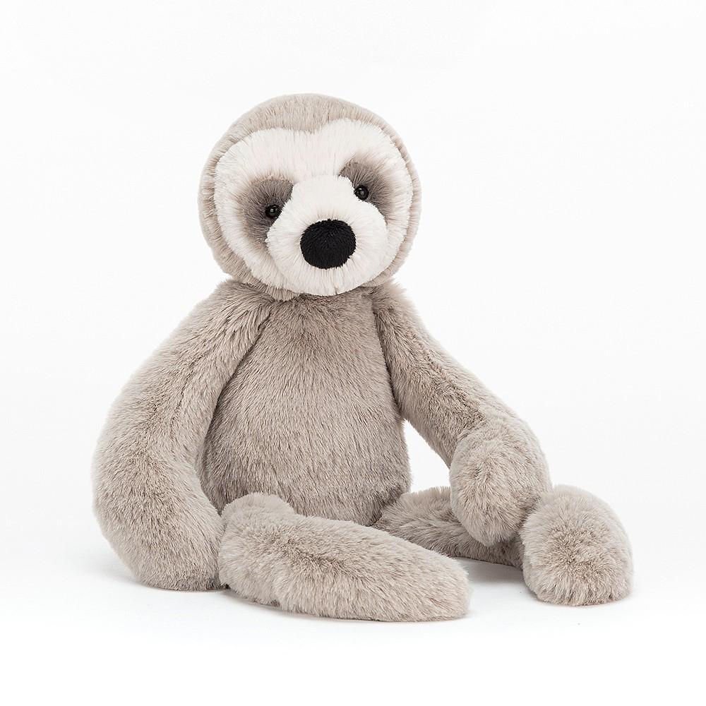 Jellycat Bailey Sloth - Small, 33 cm