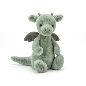 Jellycat Bashful Dragon - Medium, 31 cm