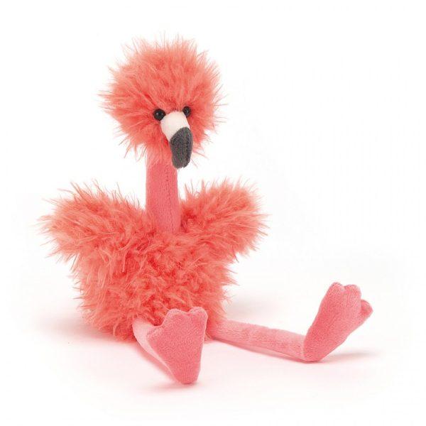Jellycat - Bonbon Flamingo, 25 cm