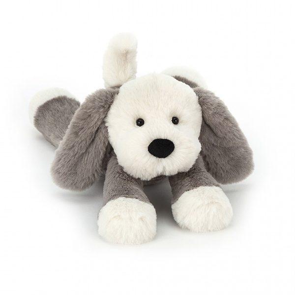 Jellycat Smudge Puppy - Medium, 34 cm
