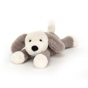 Jellycat Smudge Puppy - Medium, 34 cm