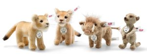 Steiff Disney Lion King Gift Set - Limited Edition EAN 354922