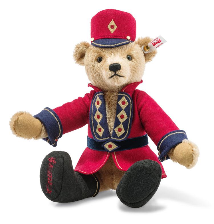 Steiff Nutcracker Teddy Bear - Limited Edition EAN 006876