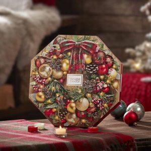 Yankee Candle Wreath Advent Calendar 2019