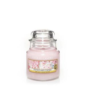 Snowflake Cookie - Yankee Candle - Small Jar, 104g