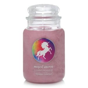Magical Unicorn - Yankee Candle - Limited Edition Large Jar, 623g