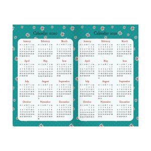 2020 Gorjuss Pocket Diary, Larkspur Fairy - Santoro