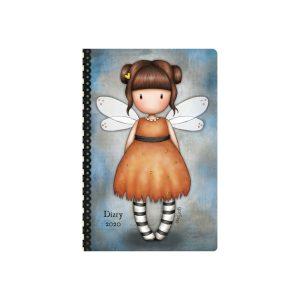 2020 Gorjuss Pocket Diary, Little Pumpkin - Santoro