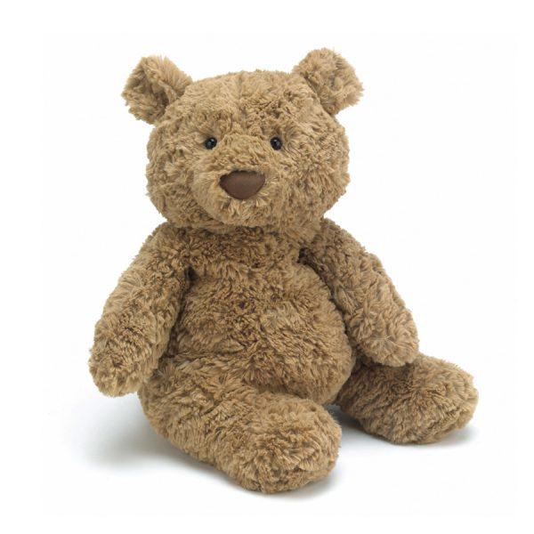 Jellycat Bartholomew Bear - Medium, 28 cm