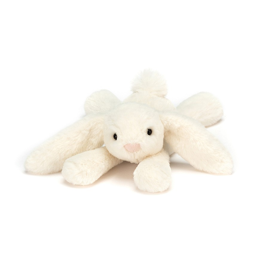 Jellycat Smudge Cream Bunny - Tiny 19 cm