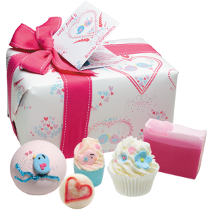 'Love Birds' Bath Gift Pack - Bomb Cosmetics