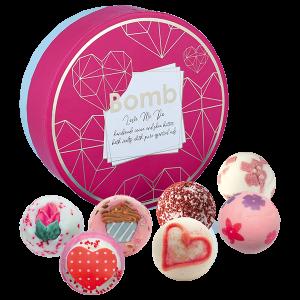 Love Me Do Creamer Gift Pack - Bomb Cosmetics