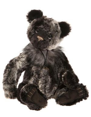 Cole Plush Bear, 33 cm – Charlie Bears CB181825B