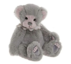 Boynton Plush Bear, 28 cm – Charlie Bears CB191952B