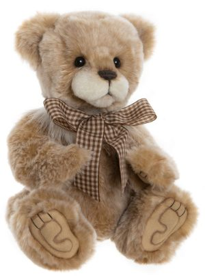 Goody Two Shoes Bear, 21.5 cm – Charlie Bears Bearhouse BB204009B