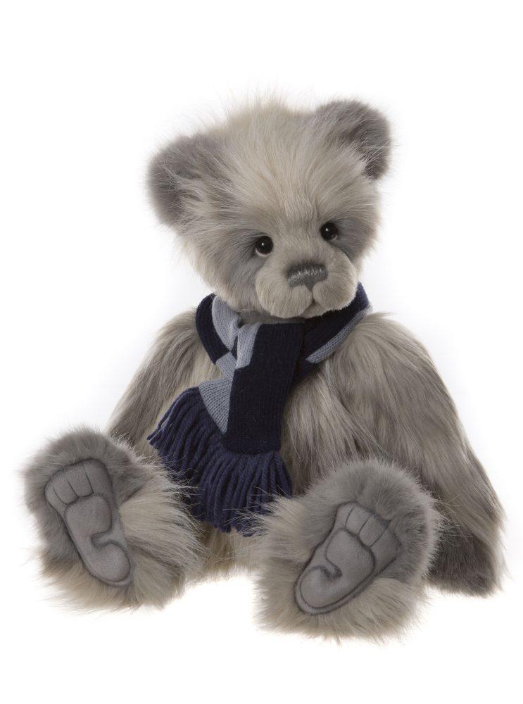 Clark Bear, 48 cm – Charlie Bears Plush CB201921A