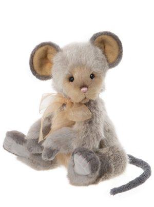 Roulade Mouse, 35.5 cm - Charlie Bears Plush CB202047
