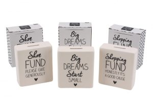 cgb giftware absolutely fabulous ceramic money bank