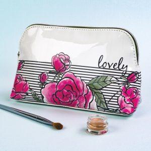 Secret Garden Lovely Cosmetic Bag, SGG06 - Soul UK