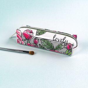 Secret Garden Lovely Mini Make-Up or Brush Bag, SGG15 - Soul UK