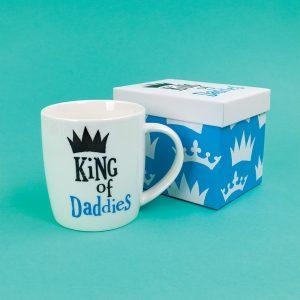 King Of Daddies Mug - The Bright Side - BSHHC48