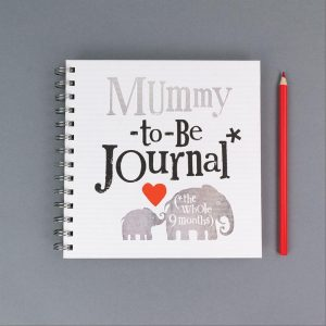 Mummy To Be Journal - The Bright Side - BSJ28