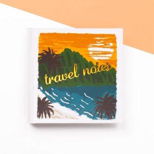Travel Notes Mini Notebook, IMMB11 - Soul UK