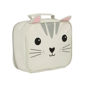 Nori Cat Kawaii Friends Lunch Bag - Sass and Belle