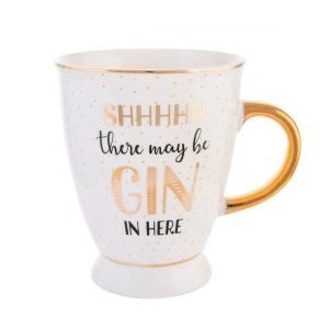 Secret Gin Time Mug - Sass and Belle