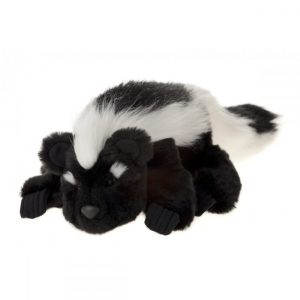 Pongo Skunk Hand Puppet, 57 cm - Charlie Bears Playtime Collection CB140042