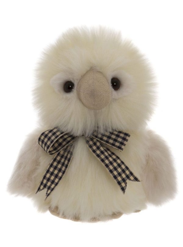 Dippy Egg Chick, 18 cm – Charlie Bears Plush CB185193