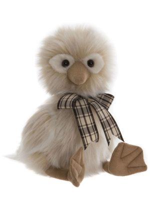 Scrambles Duckling, 31 cm – Charlie Bears Plush CB185194