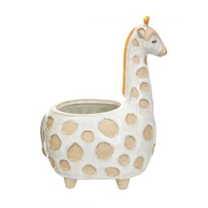 Gina Giraffe Planter - Sass and Belle