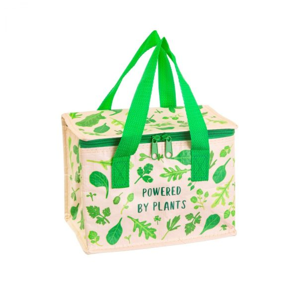 Powered By Plants Lunch Bag - Sass and Belle