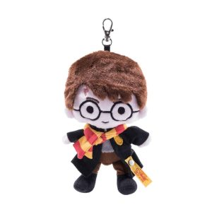 Steiff Harry Potter Owl Keyring - EAN 355110