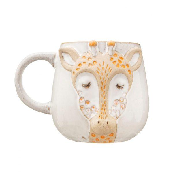 Gina Giraffe Mug - Sass and Belle