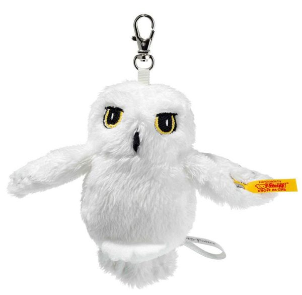 Steiff Harry Potter Hedwig Owl Keyring - EAN 355103