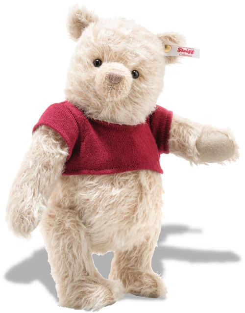 Walt Disney Christopher Robin Winnie the Pooh Bear - Limited Edition Steiff EAN 355424