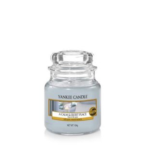 A Calm Quiet Place - Yankee Candle - Small Jar, 104g