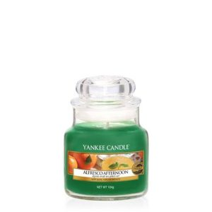 Alfresco Afternoon - Yankee Candle - Small Jar, 104g