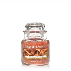 Cinnamon Stick - Yankee Candle - Small Jar, 104g
