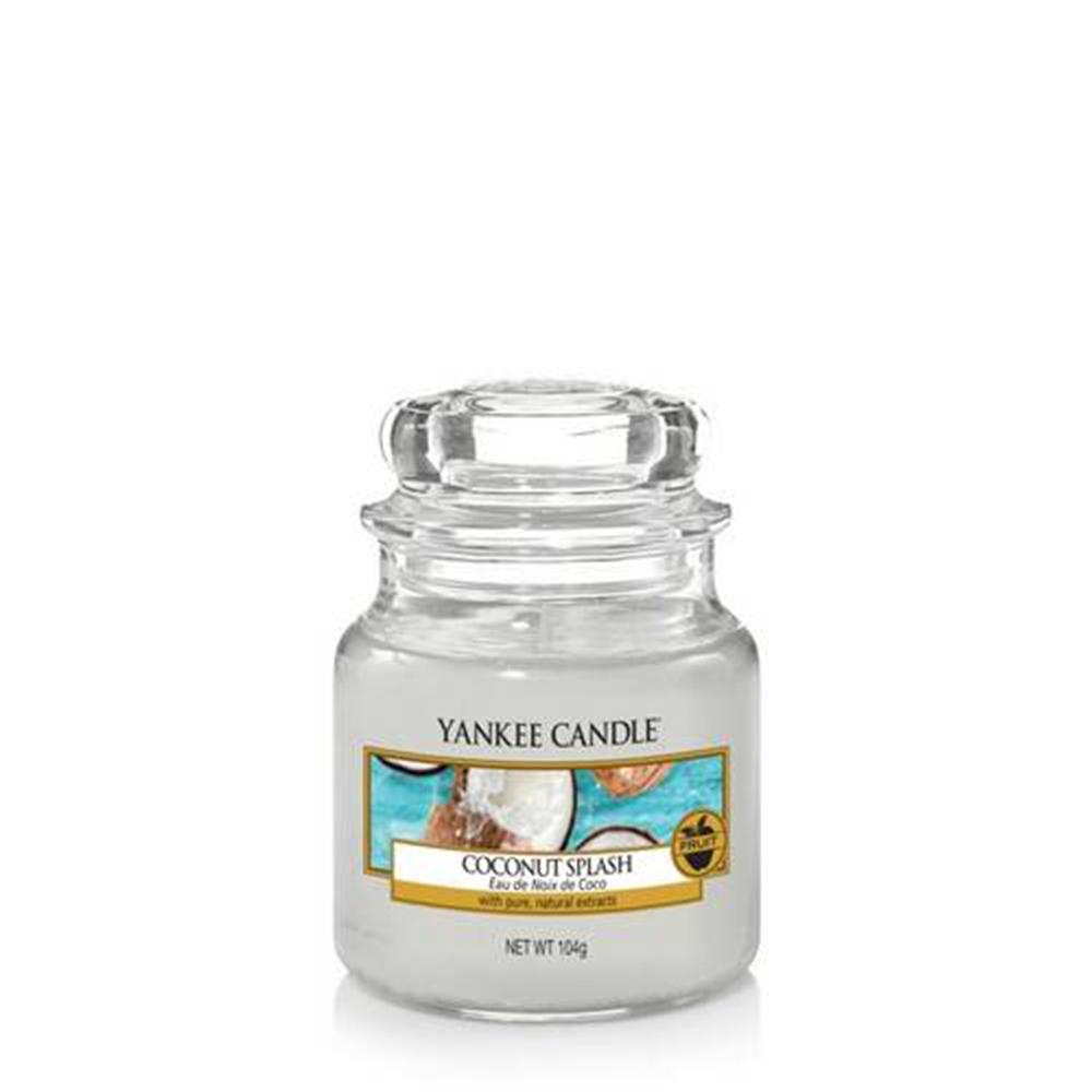 Coconut Splash - Yankee Candle - Small Jar, 104g