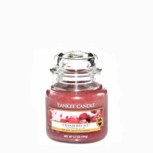 Cranberry Ice - Yankee Candle - Small Jar, 104g