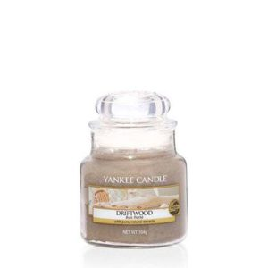 Driftwood - Yankee Candle - Small Jar, 104g
