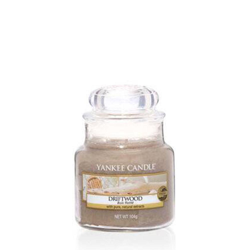 Driftwood - Yankee Candle - Small Jar, 104g
