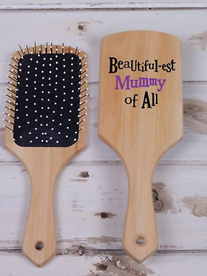 Bright Side Beautiful-est mummy of all hair brush