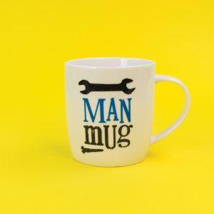 Man Mug - The Bright Side - BSHHC65